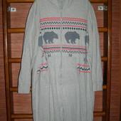 Пижама хлопковая,с начесом,мужская, размер XL рост до 185 см
