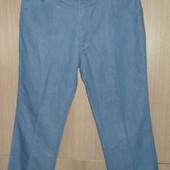джинсы мужские W40L30 пояс 106см