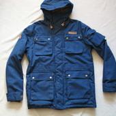 Теплая зимняя фирменная куртка Hotuna