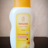Детское молочко для тела Weleda календула