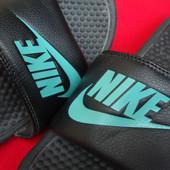 Шлёпанцы Nike Black оригинал 40-41 размер