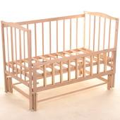 Детская кроватка ЯрОслав на маятнике