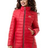 Женская куртка плащевка 44-48