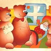 Мозаика «Три медведя», Крона Артикул: 143-032