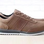 Код: 2577-1 Мужские кроссовки, из натурального нубука
