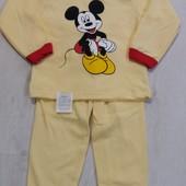 пижама  теплая для мальчика