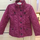 Курточка h&m на 4-5 лет
