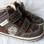 ботинки кеды Geox Джеокс р. 25 стелька 16м