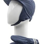 Детский комплект: шапка и варежки Adidas оригинал