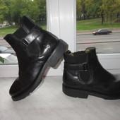 Кожаные ботинки BlackStone 43 р