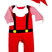 Новогодний костюм Санта