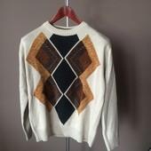 Мужской свитер 4850 Monte Carlo бежевый