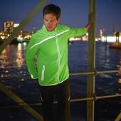 Функциональная неоновая курточка для бега от тсм Tchibo размер М L евро