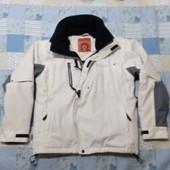 Зимняя лыжная куртка Palmer унисекс замеры есть