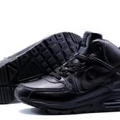 Кроссовки зимние Nike Air Max, р. 41-46, на меху, код kv-3031