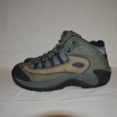 кожаные ботинки Hi-Tec, р. 44
