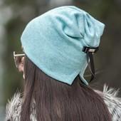 Милая шапочка с бантиком