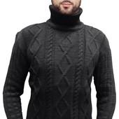 Очень Теплый свитер  50% шерсти