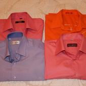 Классные рубашки для мужчины 48р