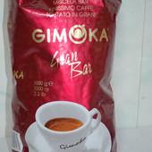Кофе в зернах Gimoka Gran Bar Джимока Италия 1кг