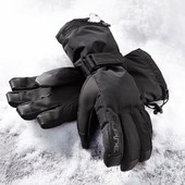 Замечательные лыжные перчатки от тсм Tchibo размер 7,5