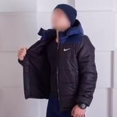 20% скидка! Мужская зимняя куртка, пуховик, парка. Шикарное качество!