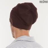 Мужская шапка-чулок. 2 цвета