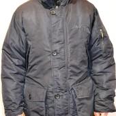 Очень теплая воздухо- и водо непроницаемая куртка North Face