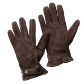 Замшевые перчатки Tchibo 9,5 р