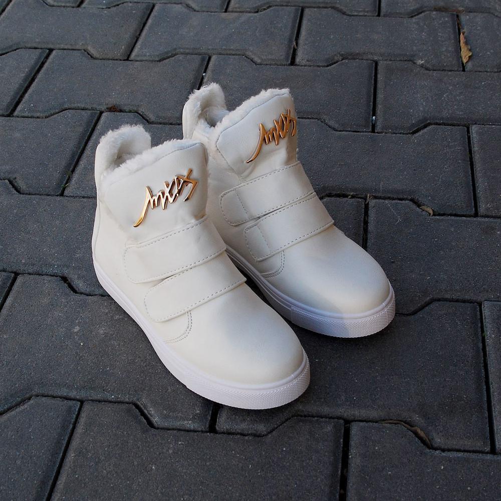 Женские зимние ботинки 36-41рр. фото №1