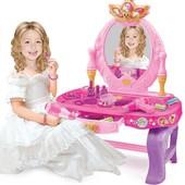 Туалетный столик, фен, бигуди, расческа, косметика, в кор.62,0*46,0*11,5см