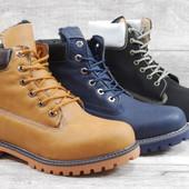Мужские змние ботинки Timberland