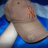 Фирменная стильная оригинал  кепка  New Era 55-57