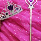 Набор корона и волшебная палочка