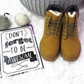 Зимние ботинки - Польша - супер качество