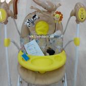 Колыбель-качели для новорожденных 3в1 BT-SC-0005 с пультом