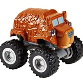 Fisher-Price Nickelodeon Blaze and The monster machines Grizzly bear truck - гризли