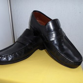 Туфли кожанние George р. 43