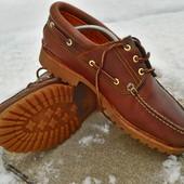 Туфли (мокасины) топсайдеры Timberland р-р. 44-й (29 см)