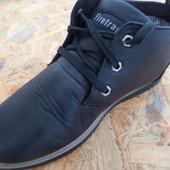 Ботинки Firetrap оригинал 39-40 размер,длина стельки-25,2 см