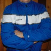 Фирменная спортивная оригинал мастерка кофта  спортивная Jako.хл-2хл .