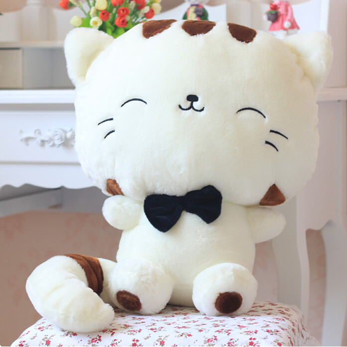 toy white cat for sale