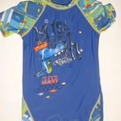 купальник костюм для плаванья на 1-3 года