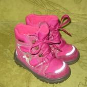 Зимние термо ботинки Superfit Gore-tex 22 р-р стелька - 14.5 см. в отличном состоянии. 300 грн.