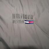 Tommy Hilfiger мужская куртка зима М- L-размер. Оригинал
