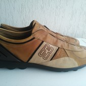 Кожаные туфли  Ecco 46р. Оригинал.