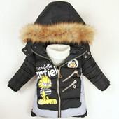 Качественная детская куртка, пуховик, парка