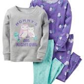 Carters пижамы Картерс 4т (сиреневая)