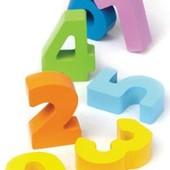 Набор «Цифры и цвета», Hape Артикул: E0900