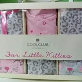 набор одежды Cool Club 68 рост 6 месяцев для девочки и мальчика